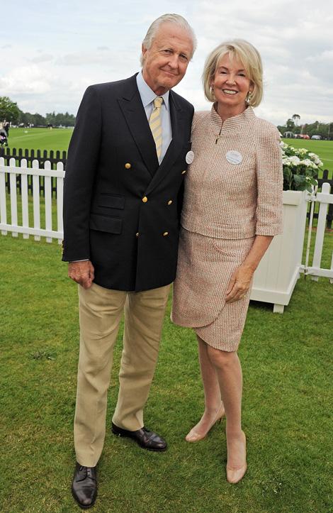 Galen és Hilary Weston
