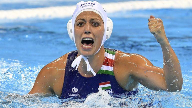 Olimpia 2016: bronzéremért játszhat a női vízilabda válogatott