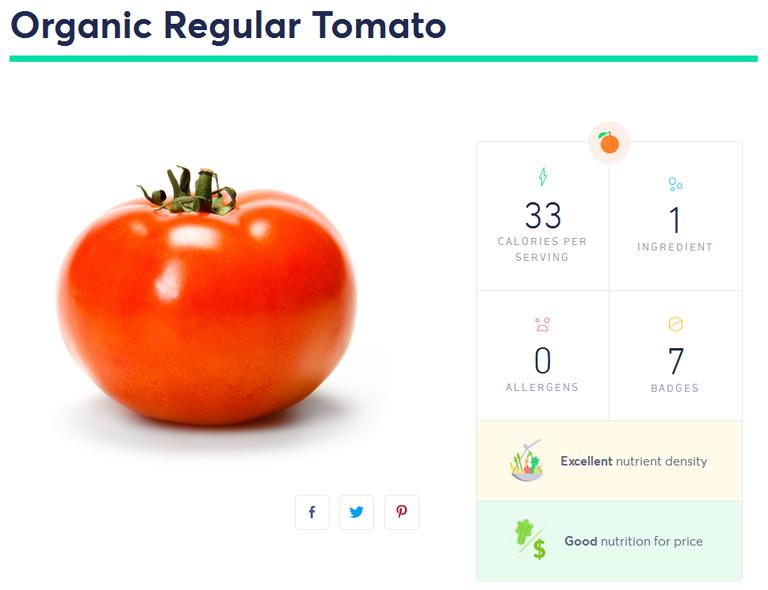Világos, átlátható - a Sage Project könnyen értelmezhetővé teszi az élelmiszerekkel kapcsolatos információkat