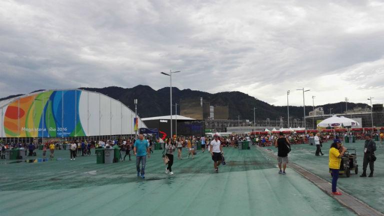 Olimpia 2016: Rió szomorkás idővel búcsúzik az olimpiától