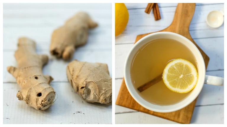 Így készíthetsz szuperegészséges gyömbér teát