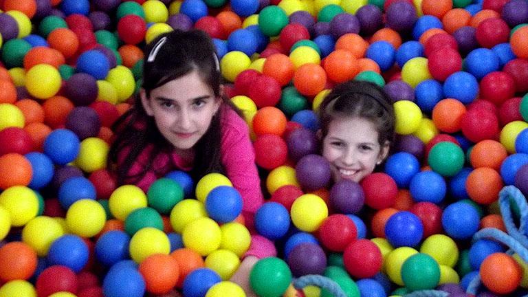 Boldogságtól gyógyulnak a gyerekek Zalaszabarban