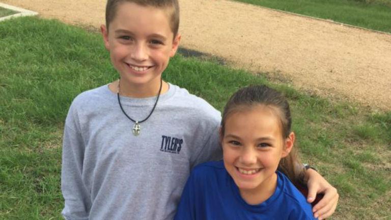A világ legcukibb szerelmeslevelét írta beteg barátnőjének a 10 éves kisfiú
