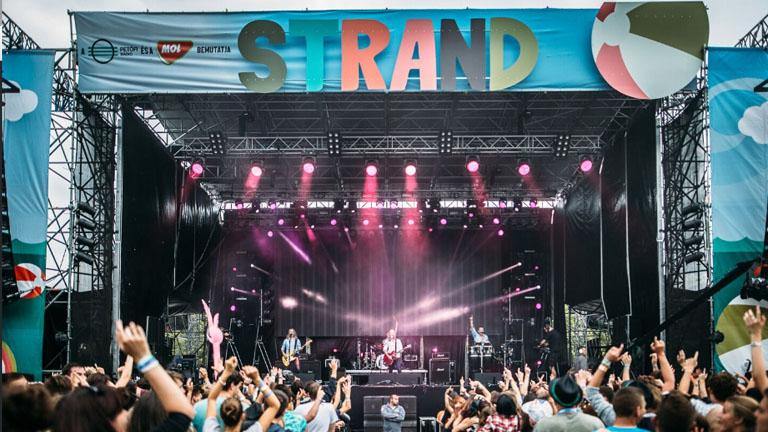 Strand Fesztivál: Felrobban Zamárdi a jó hangulattól