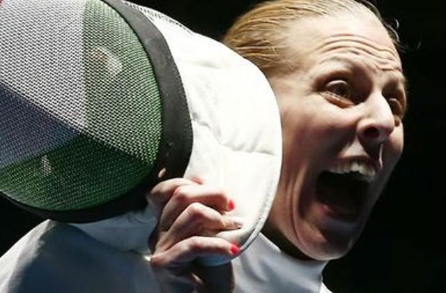 Férjhez megy Szász Emese olimpiai bajnok