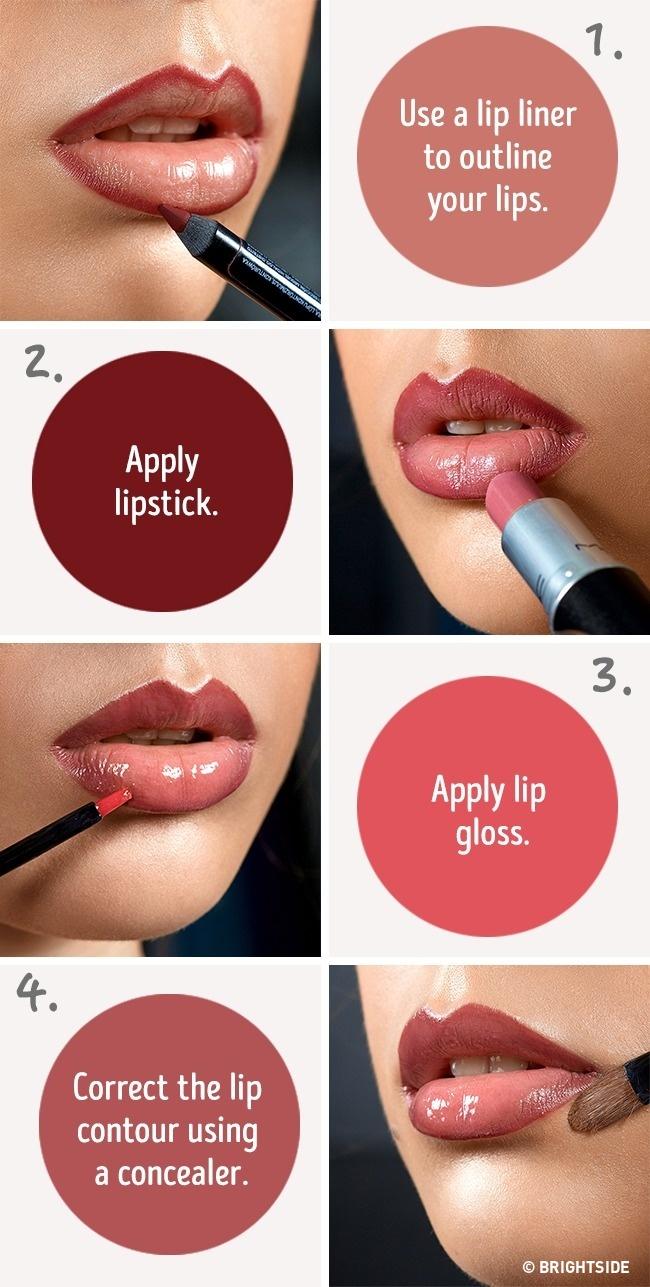 5 tipp, amivel tényleg teltebbnek tűnhetnek ajkaid