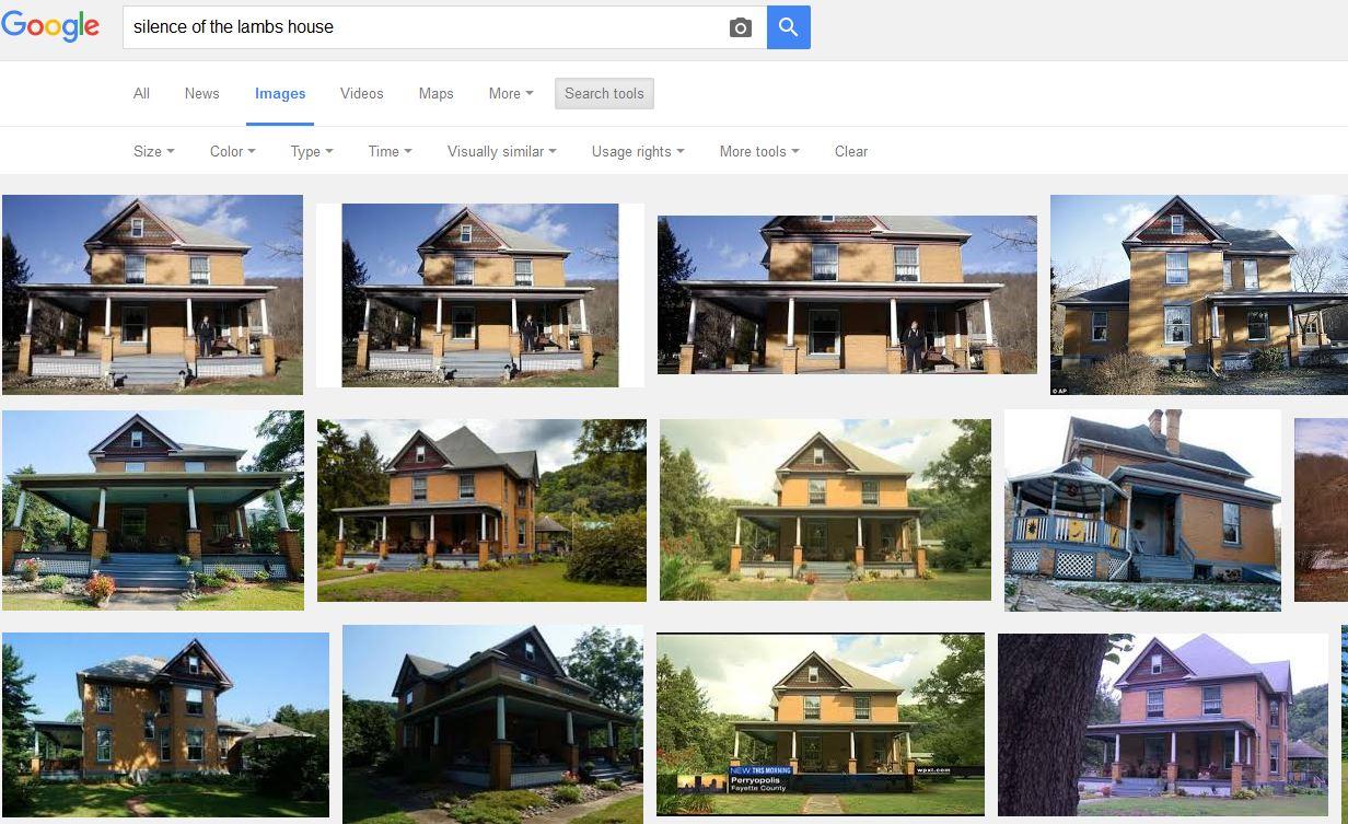 Tímea édesapjának állítólagos háza valójában egy filmdíszlet, Pittsburghből