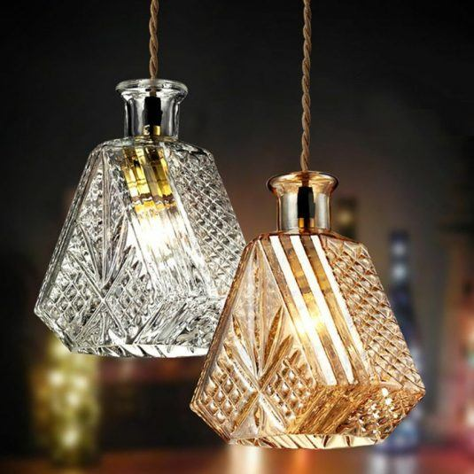 13 látványos lámpa, amit akár te is elkészíthetsz