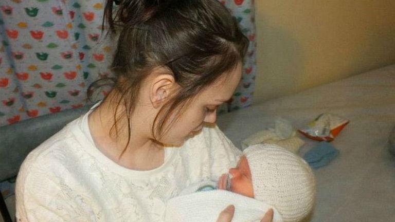 Kétéves lett a kisfiú, akinek születésekor alig néhány percet jósoltak