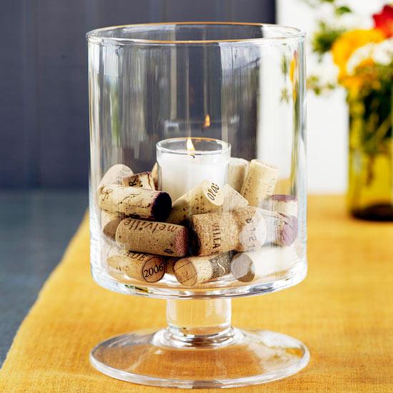 Jópofa ötletek, amiket borosüveg dugókból készíthetsz
