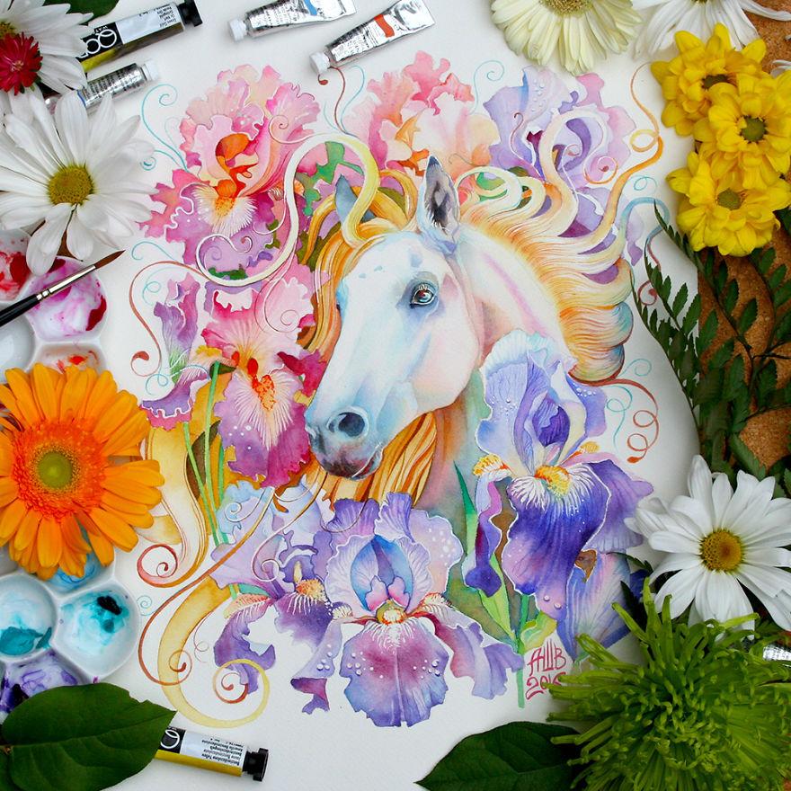 Gyönyörű festményeken nézheted meg a kínai horoszkóp állatait