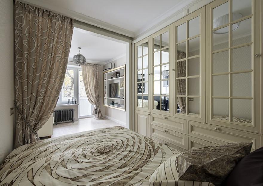 Csodás példa arra, hogyan lehet egy apró lakásból tágas palota
