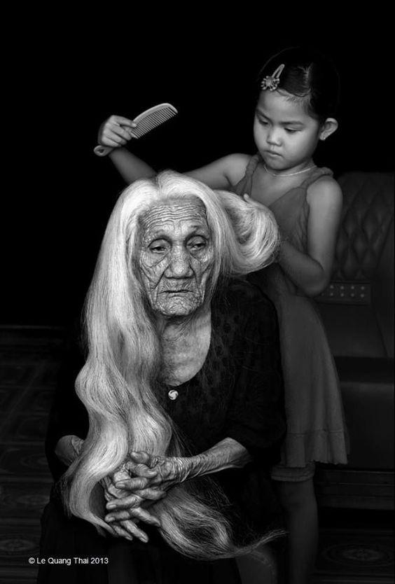 10 nagyszülő-unoka fotó, amitől eláll a szavad