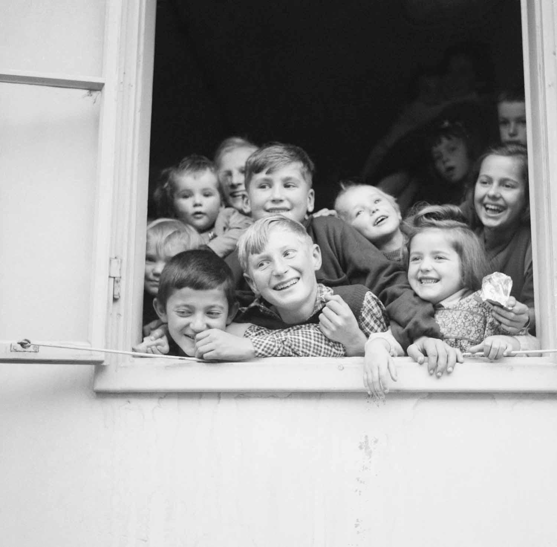 1956: Ők voltak a forradalom gyermekei - archív fotók
