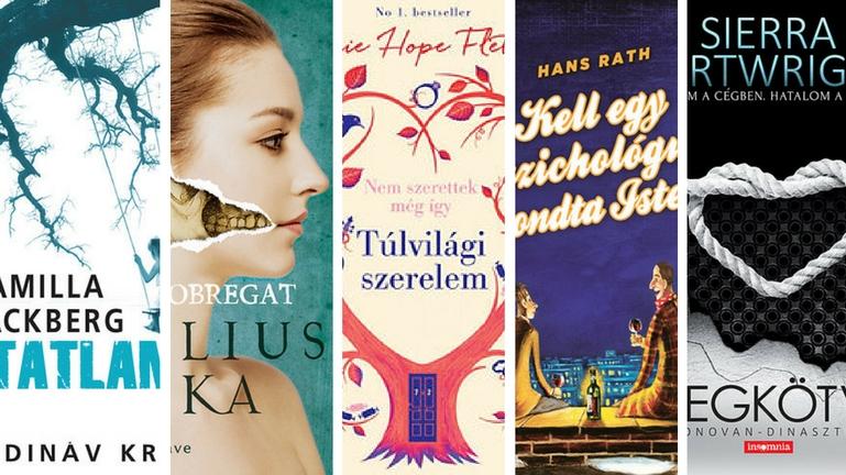 15 könyv, ami izgalmassá teszi az őszt