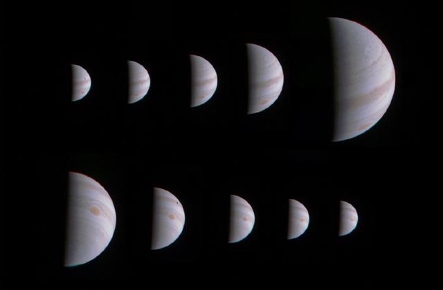 Így még nem láttad a Jupitert - fotók