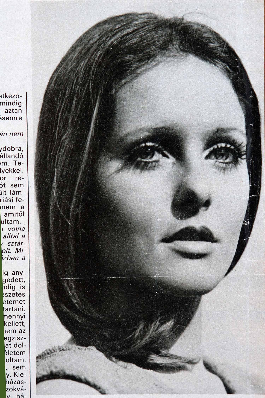 Ma 65 éves Pataki Ági, az első magyar szupermodell