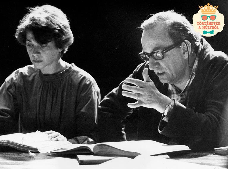 Ingrid és Ingmar Bergman - 2 élet, 2 sors, 1 késői találkozás története