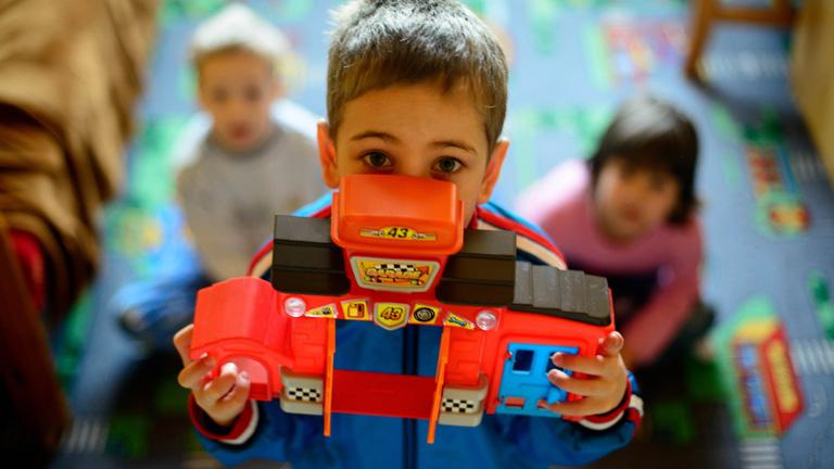 Képünk illusztráció (Fotó: SOS gyermekfalvak)