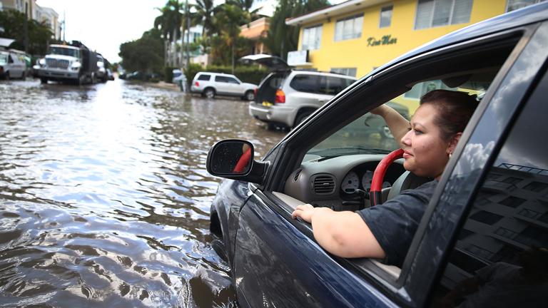 Floridában egyre gyakoribbak a hasonló jelenetek