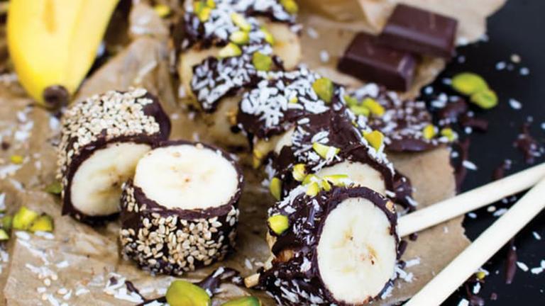 Így készíthetsz otthon látványos banán-szusit
