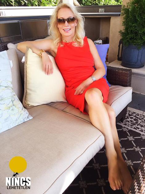 Diósgyőrből jutott New Jersey-be Dr. Denese Adrienn, a világsztárok magyar szépítője