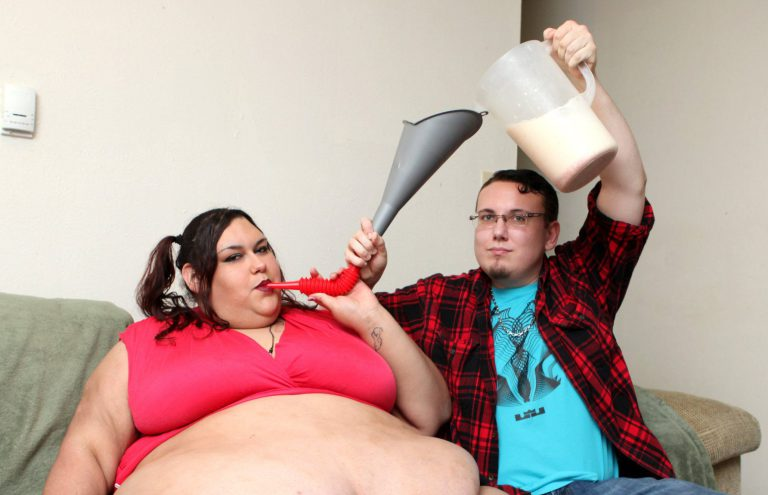 Nem akar leállni a zabálással a kórosan elhízott nő