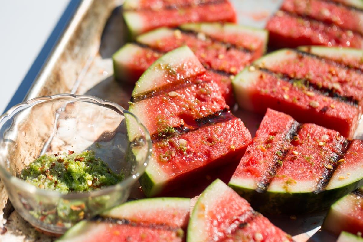 Grilleztél már görögdinnyét? Próbáld ki most!