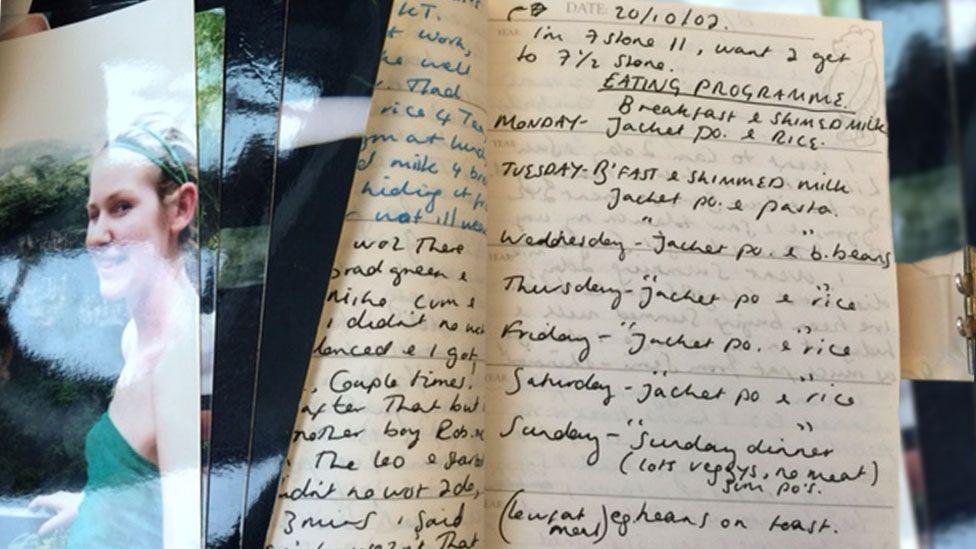 Nővére hozta nyilvánosságra a diabulimiában meghalt húga naplóját