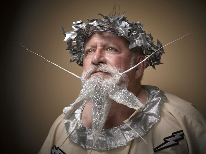 A legőrültebb arcszőrzetek a 2016-os bajusz és szakáll versenyről