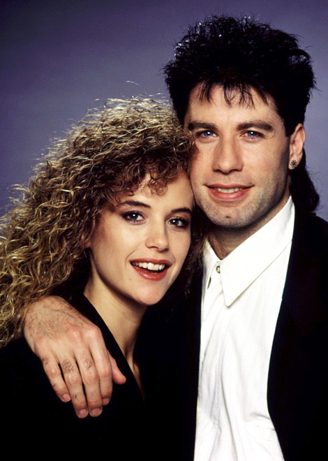 Kelly Preston és John Travolta, 1989 (Fotó: Profimedia)