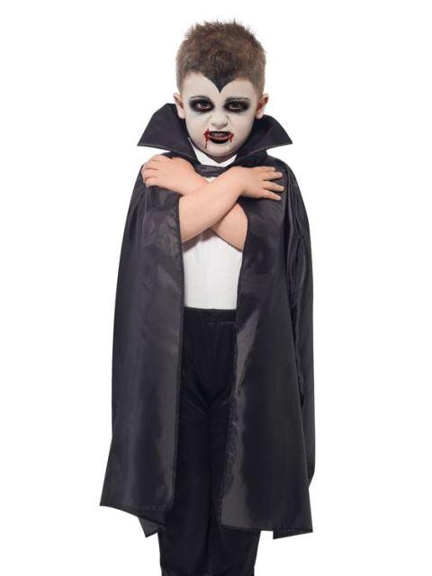 Szuper Halloween jelmez gyerekeknek: vámpír