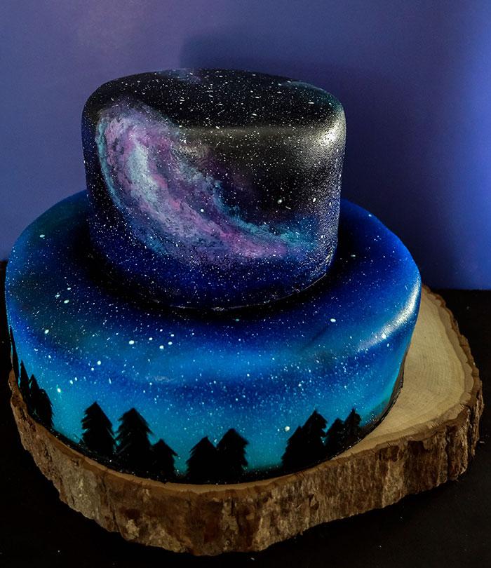 Az egész galaxist elhozta az esküvőre a cukrász