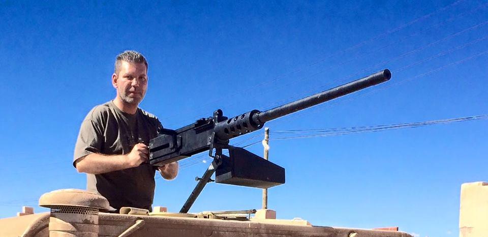 Magyar fegyvermester, aki világsztárokkal dolgozik