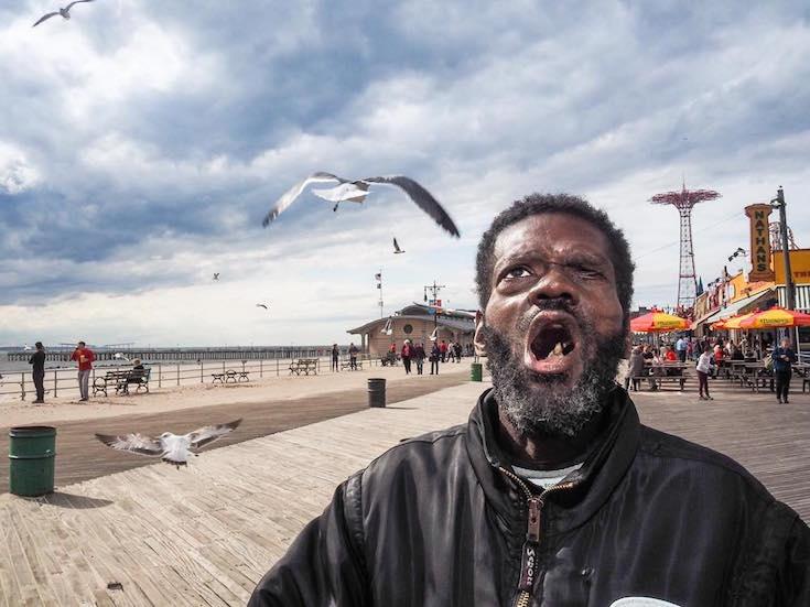 Fotósnak tanult a börtönben, szabadulása után ezeket a képeket lőtte