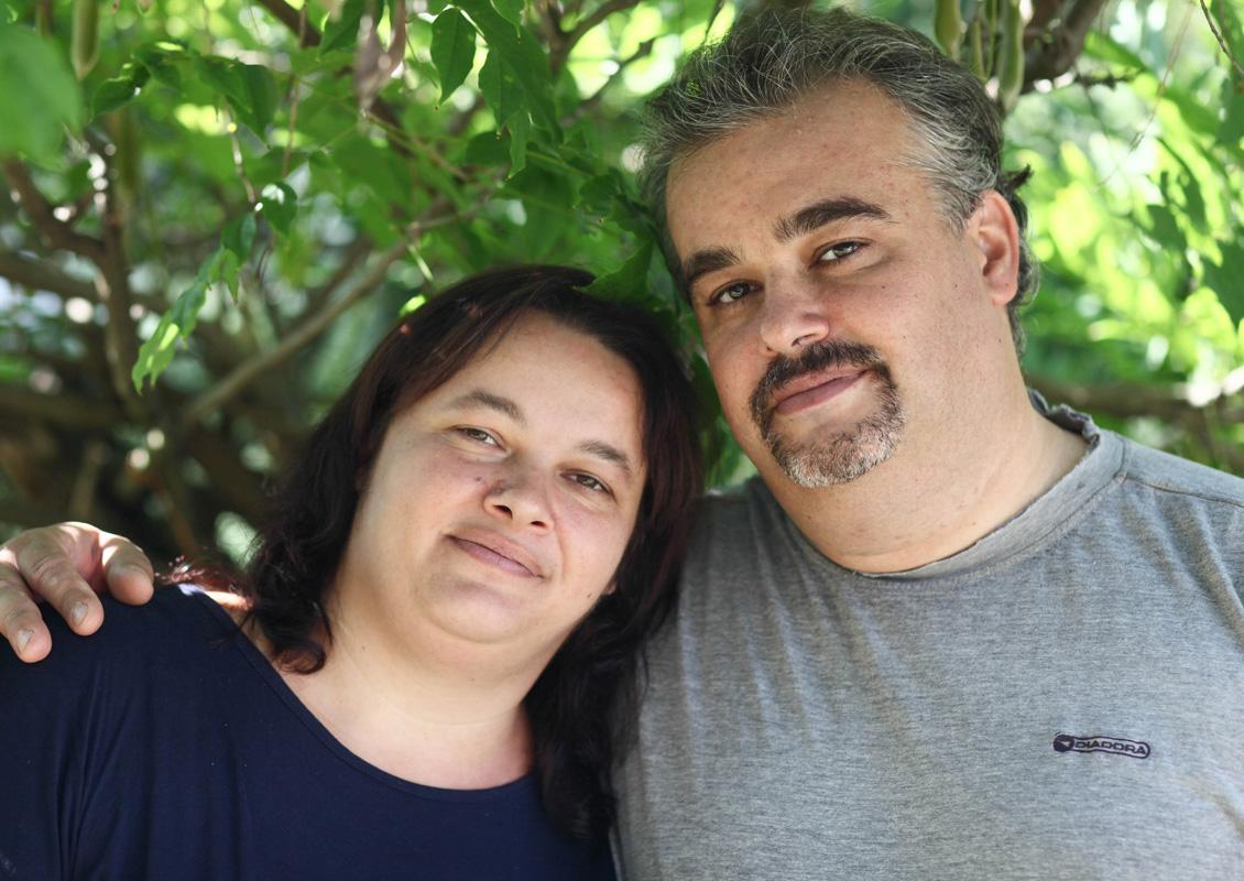 Andrea és Csaba