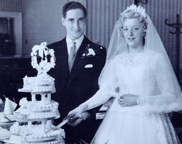 Ilyen 60. házassági évfordulós ajándékot még nem látott a világ
