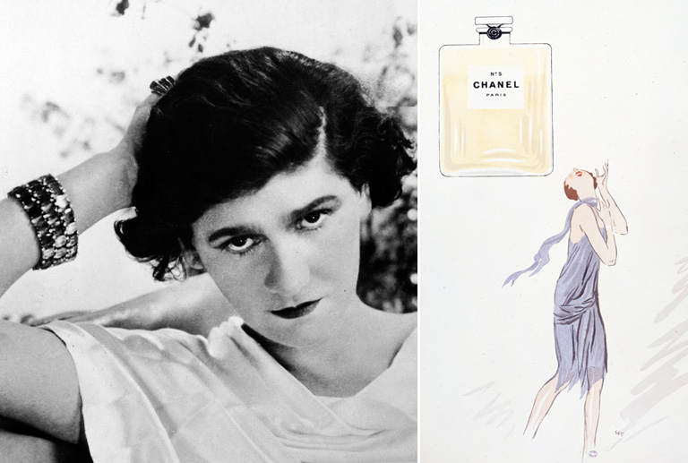 Coco Chanel és a Chanel no. 5