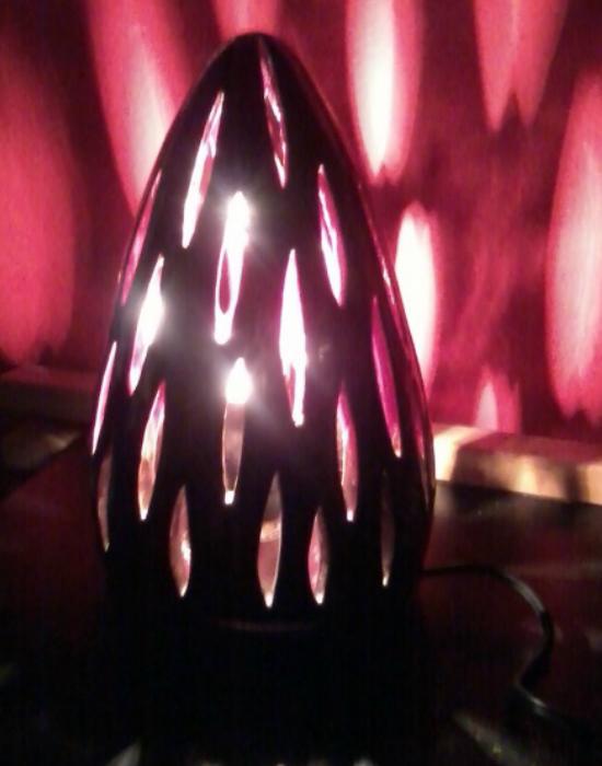 Csigalámpákba kevert csodafények – Ismerd meg Búza Krisztina különleges lámpáit