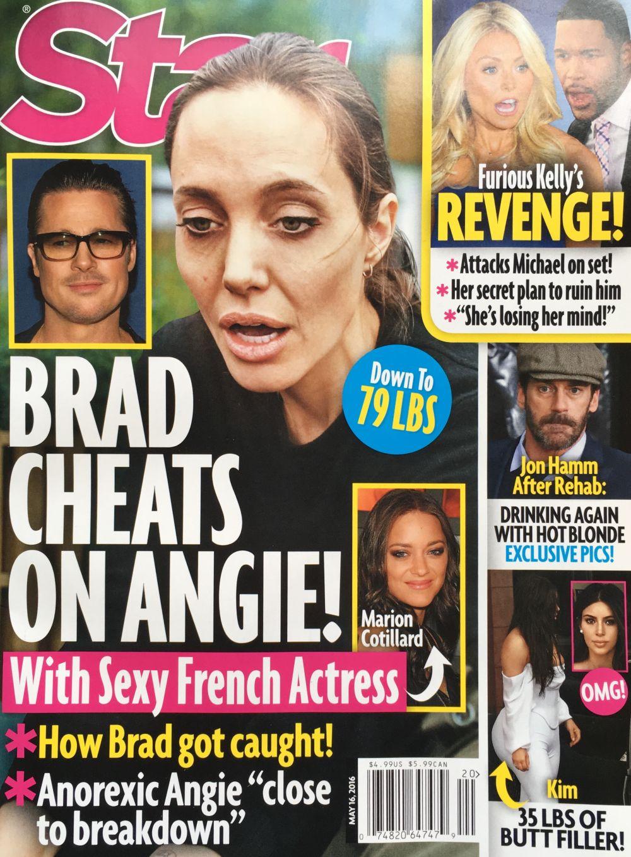 Marion Cotillard kiborult, hogy miatt válik Brad Pitt és Angelina Jolie