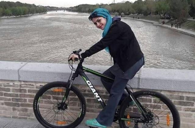 Iránban megtiltották a nőknek a biciklizést