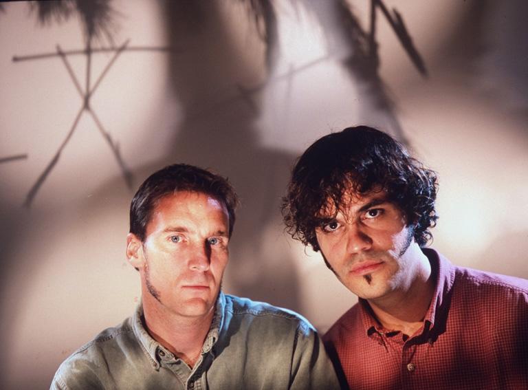 Myrick és Eduardo Sánchez, a Blair Witch Project alkotói