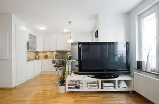 5 térelválasztó megoldás egyszobás lakásokba, ami tényleg működik