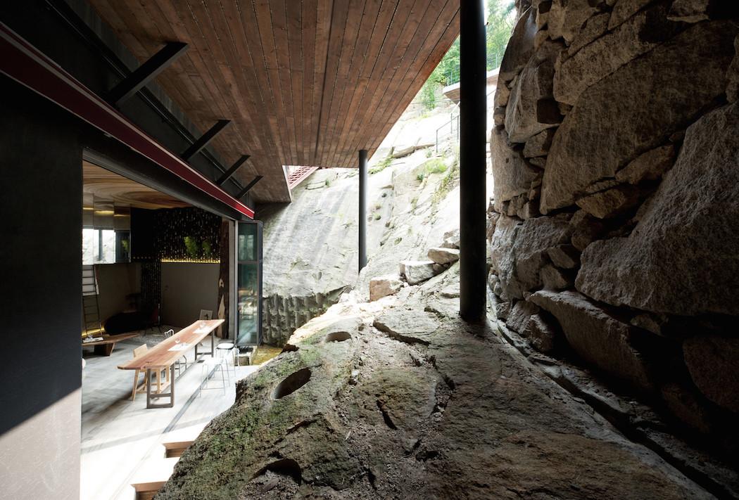 Egy ház, ahol a természet az úr