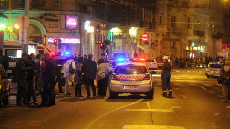 Teréz körúti robbanás: stabil a sérült rendőrök állapota
