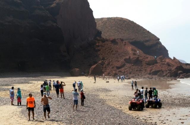 Összedőlt Marokkó káprázatos természeti csodája