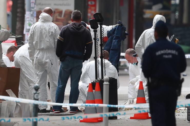 Teréz körúti robbantás: nem dzsihadisták az elkövetők