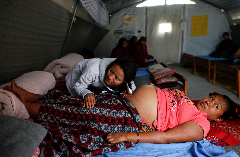 Kilenc hónap: így szülnek a nők a nagyvilágban