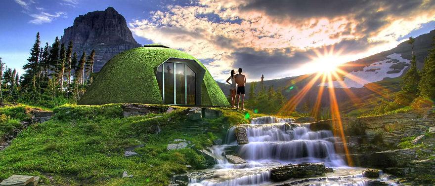 Készítsd el saját hobbit otthonod kevesebb, mjnt 3 nap alatt