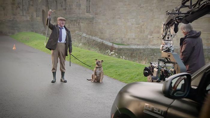Filmsztár lett a világ legmagányosabb kutyájából